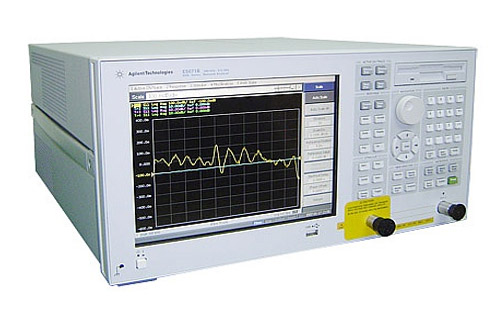 Keysight(Agilent) E5071B ENA RF Network Analyzer, 300 kHz to 8.5 GHz