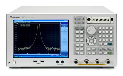 Keysight(Agilent)E5071C ENA Vector Network Analyzer