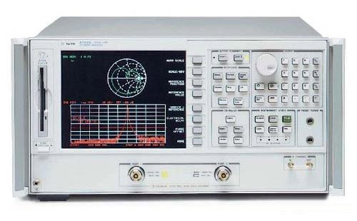 Network Analyzer And Harmonic : Agilent e rf network analyzer khz to or ghz