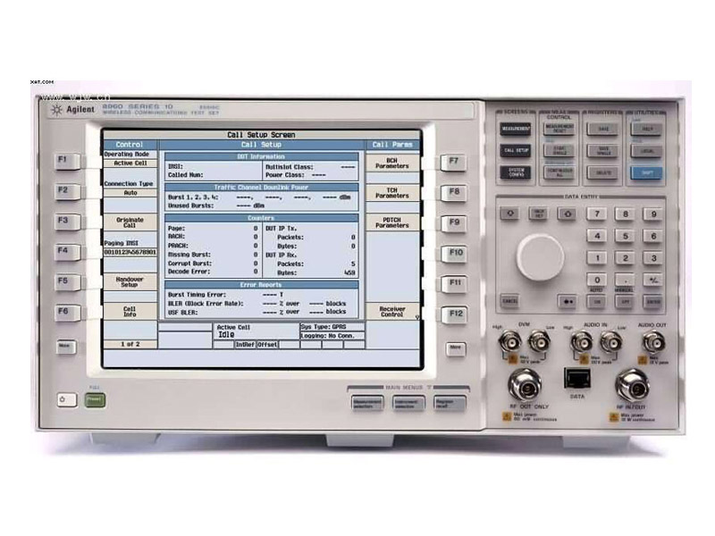 Agilent 8960 Series 10 Wireless Communications Test Set
