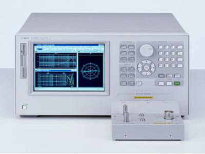 Agilent E4991A RF Impedance Material Analyzer